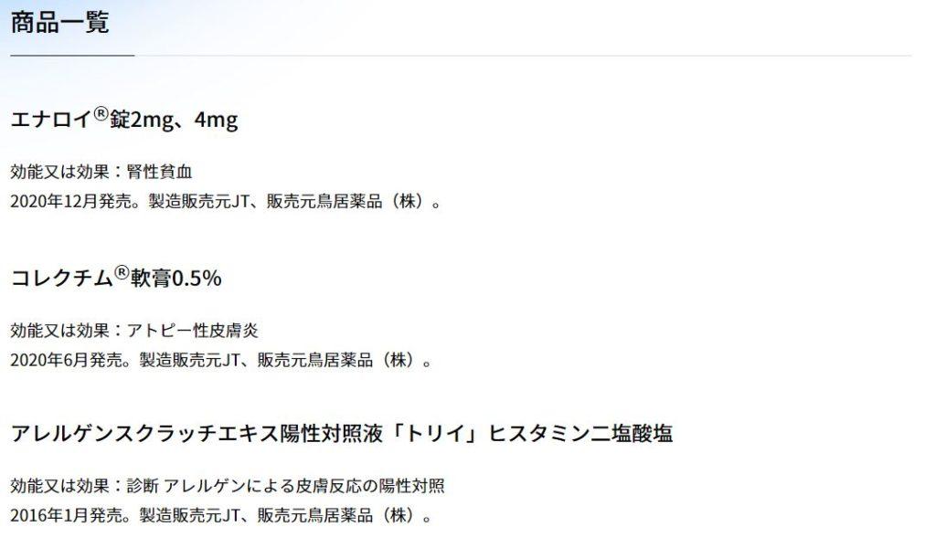企業分析-日本たばこ産業株式会社(JT・2914) 画像4