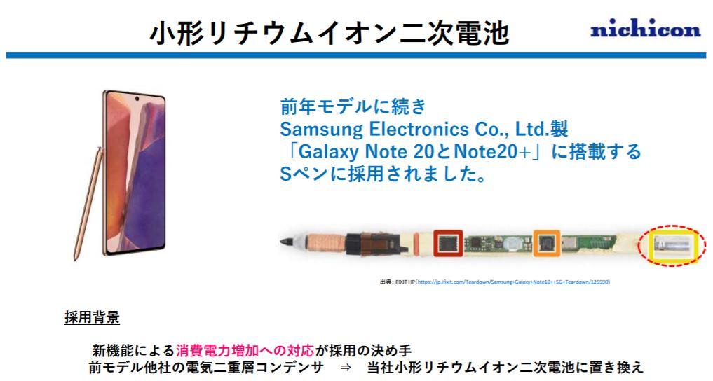 企業分析-ニチコン株式会社(6996)  画像6