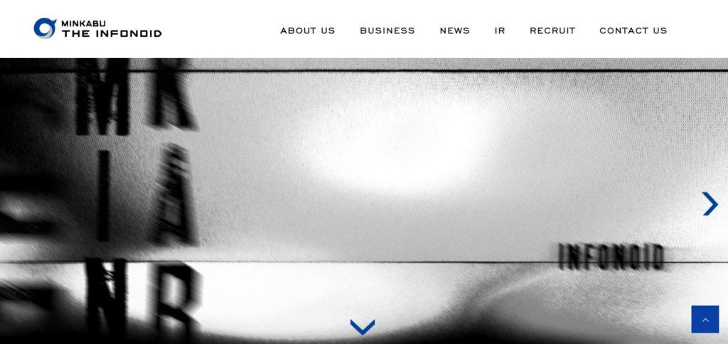 企業分析-株式会社ミンカブ・ジ・インフォノイド(4436) 画像1